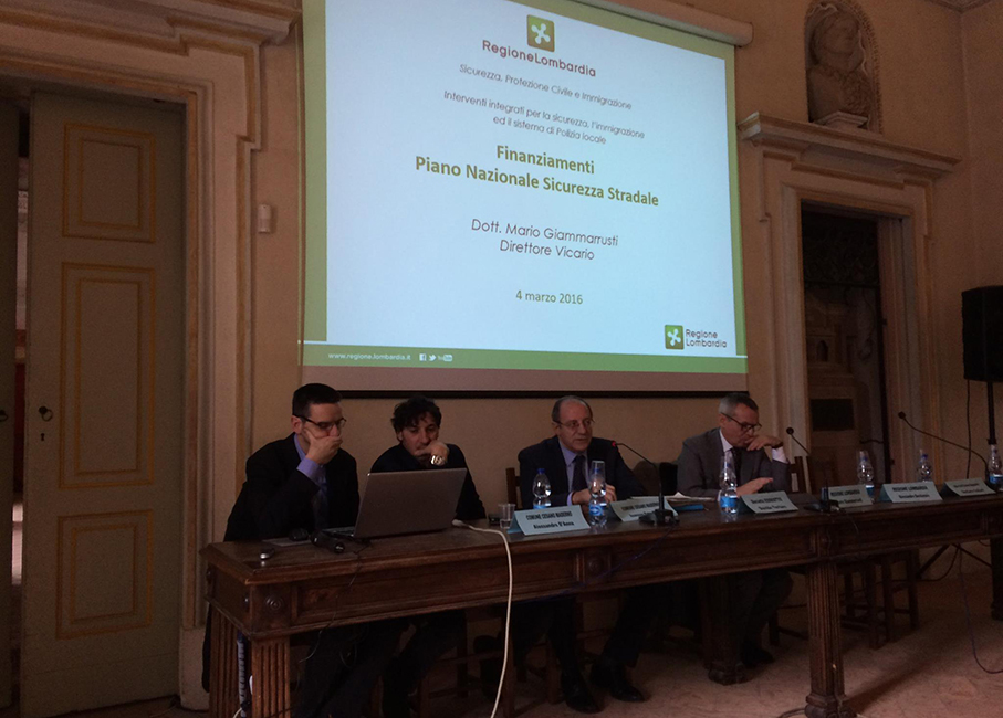 PROJECT PASS CESANO MADERNO