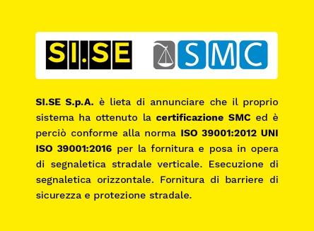 nuova certificazione